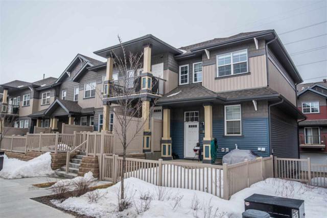 35 4029 Orchards Drive, Edmonton, AB T6X 1V2 (#E4105262) :: The Foundry Real Estate Company
