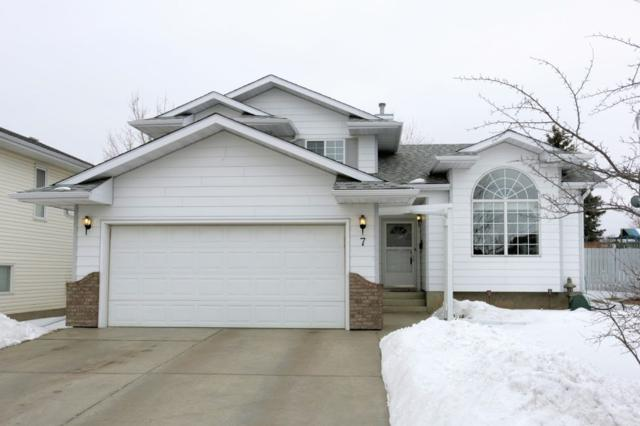 7 Douglas Court, St. Albert, AB T8N 5Y7 (#E4105266) :: The Foundry Real Estate Company