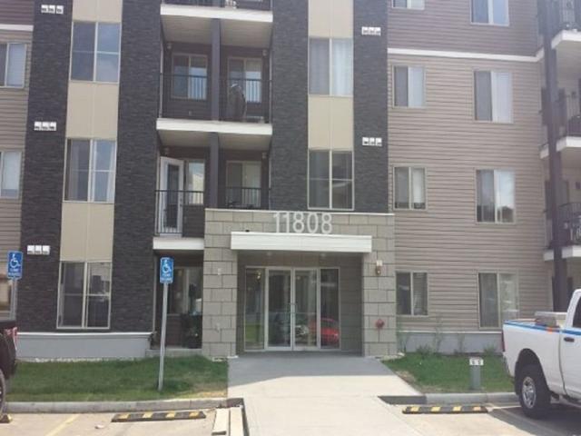 114 11808 22 Avenue, Edmonton, AB T6W 2A2 (#E4105278) :: The Foundry Real Estate Company