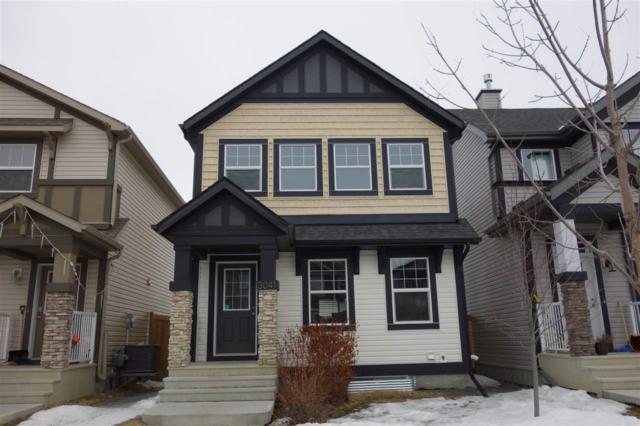 3041 Arthurs Crescent SW, Edmonton, AB T6W 2H8 (#E4105279) :: The Foundry Real Estate Company