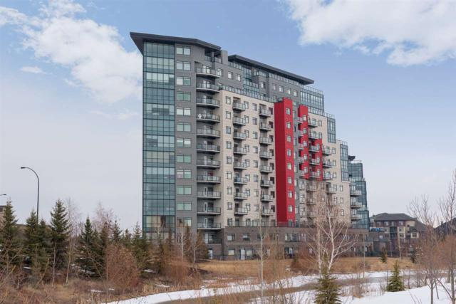 526 5151 Windermere Boulevard, Edmonton, AB T6W 2K4 (#E4105292) :: The Foundry Real Estate Company