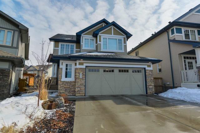 872 Armitage Wynd, Edmonton, AB T6W 0H2 (#E4105330) :: GETJAKIE Realty Group Inc.