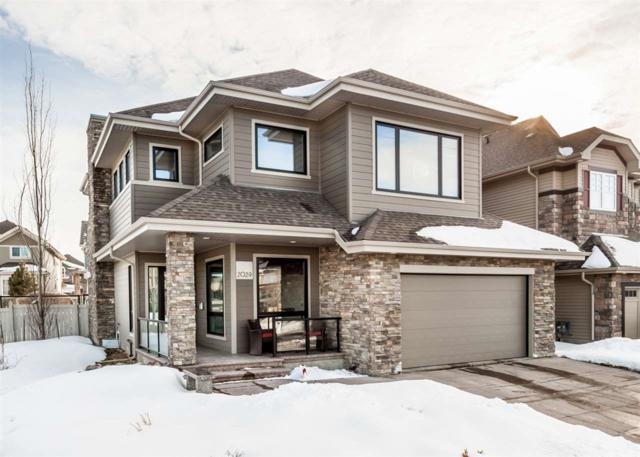 2029 Cameron Ravine Way, Edmonton, AB T6M 0L9 (#E4105342) :: The Foundry Real Estate Company