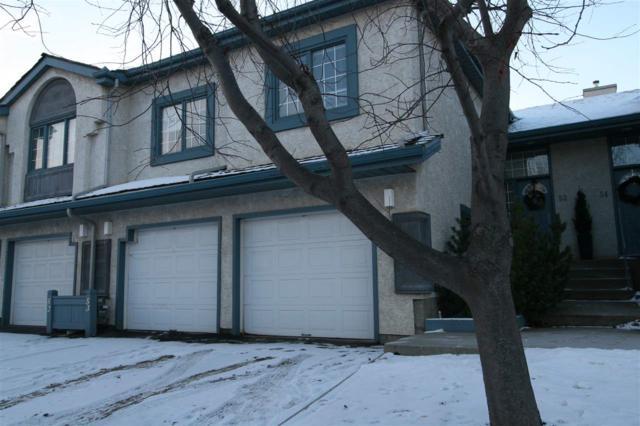 53 1130 Falconer Road, Edmonton, AB T6R 2J6 (#E4105362) :: The Foundry Real Estate Company