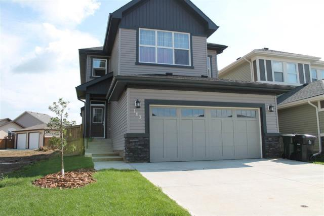 163 Harvest Ridge Drive, Spruce Grove, AB T7X 0P4 (#E4105385) :: The Foundry Real Estate Company