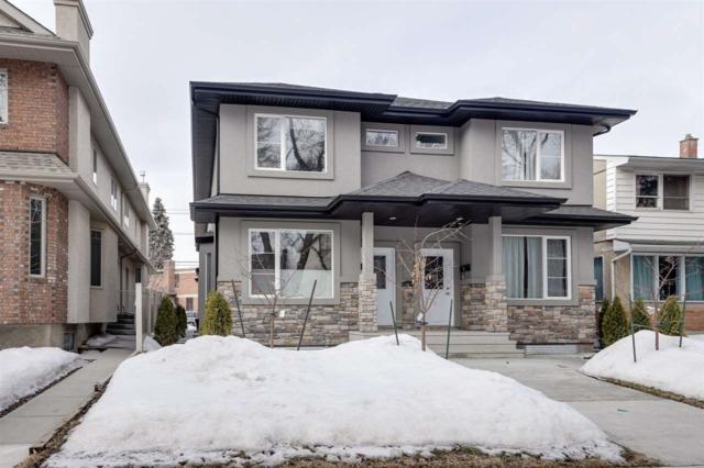 2 10636 81 Avenue, Edmonton, AB T6E 1X9 (#E4105423) :: The Foundry Real Estate Company