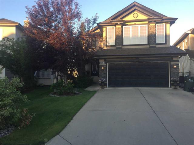 45 Summercourt Pl, Sherwood Park, AB T8H 2P7 (#E4105493) :: The Foundry Real Estate Company