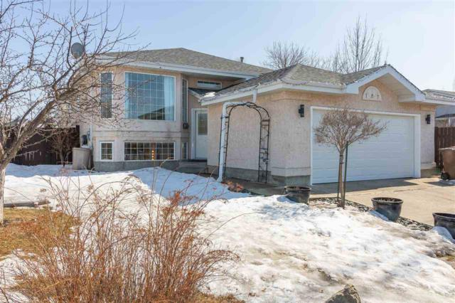 100 Delage Crescent, St. Albert, AB T8N 5Y8 (#E4105527) :: The Foundry Real Estate Company