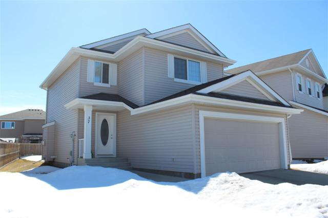 37 Whistler Place, Fort Saskatchewan, AB T8L 0B6 (#E4105579) :: The Foundry Real Estate Company