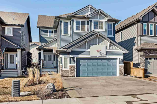 421 Still Creek Crescent, Sherwood Park, AB T8H 0S6 (#E4105614) :: The Foundry Real Estate Company