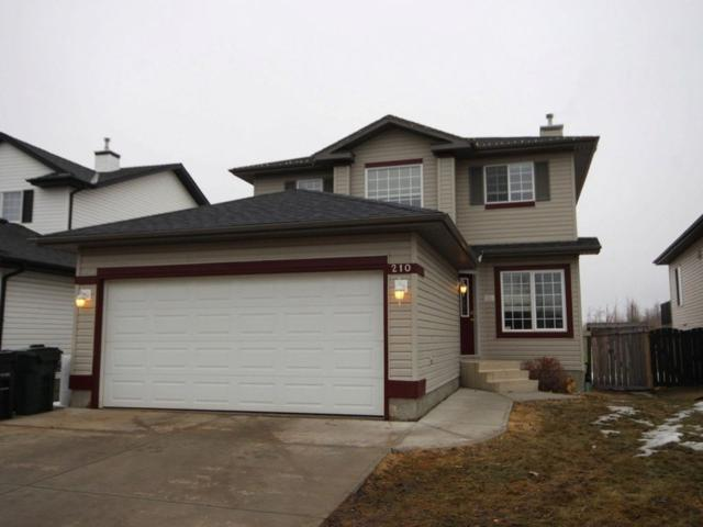 210 Lakewood Drive, Spruce Grove, AB T7X 3W8 (#E4105639) :: The Foundry Real Estate Company