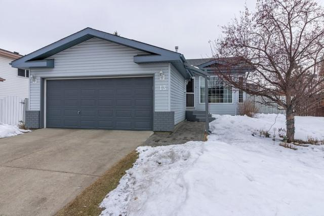 13 Dundas Place, St. Albert, AB T8N 6C8 (#E4105644) :: The Foundry Real Estate Company