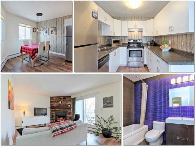 302 11330 108 Avenue NW, Edmonton, AB T5H 1B6 (#E4105677) :: The Foundry Real Estate Company