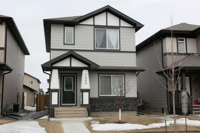 7300 Armour Crescent SW, Edmonton, AB T6W 2S2 (#E4105691) :: The Foundry Real Estate Company