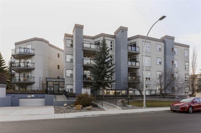 208 11933 106 Avenue, Edmonton, AB T5H 0S2 (#E4105692) :: The Foundry Real Estate Company
