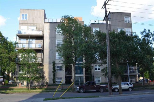 403 8619 111 ST, Edmonton, AB T6G 2W1 (#E4105734) :: GETJAKIE Realty Group Inc.