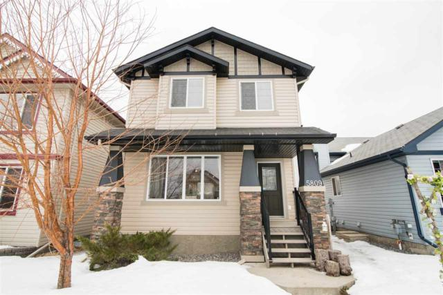 5809 Sutter Place, Edmonton, AB T6R 3R3 (#E4105764) :: The Foundry Real Estate Company