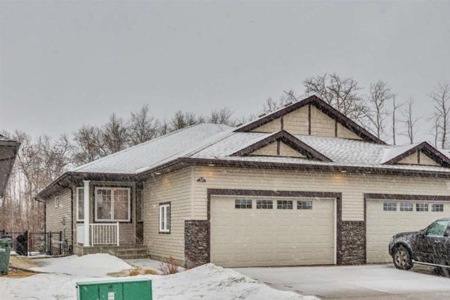 33 5300 Sunview Lane, Sherwood Park, AB T8H 0S2 (#E4105769) :: The Foundry Real Estate Company