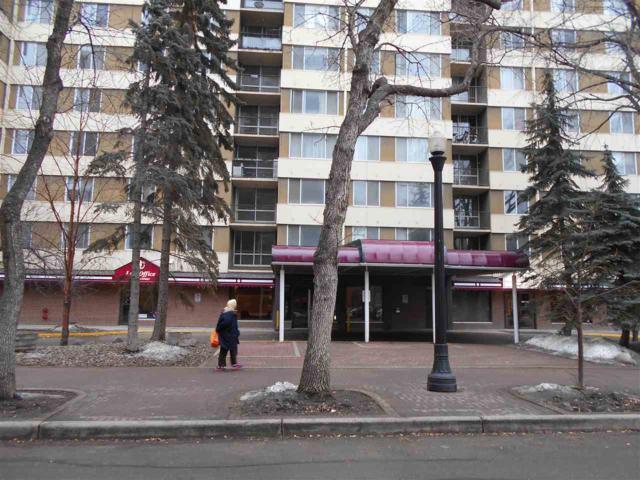 1208 9909 104 Street NW, Edmonton, AB T5K 2G5 (#E4105771) :: The Foundry Real Estate Company