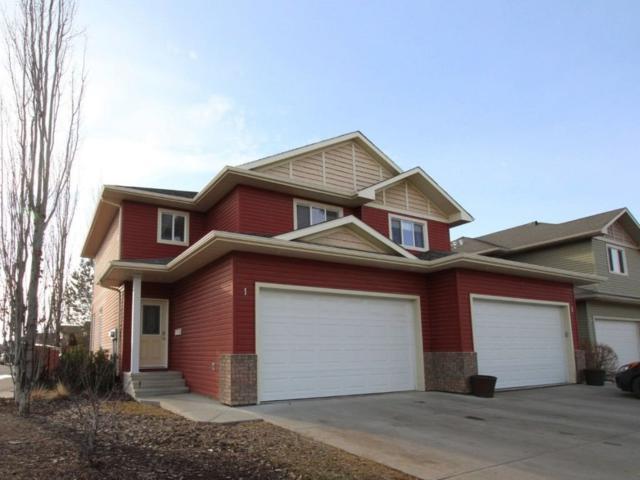 1 735 85 Street, Edmonton, AB T6X 0K5 (#E4105779) :: The Foundry Real Estate Company