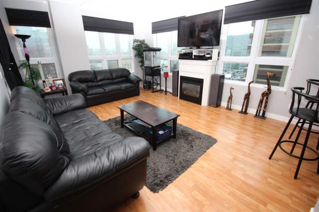 1005 9939 109 Street, Edmonton, AB T5K 1H6 (#E4105821) :: The Foundry Real Estate Company
