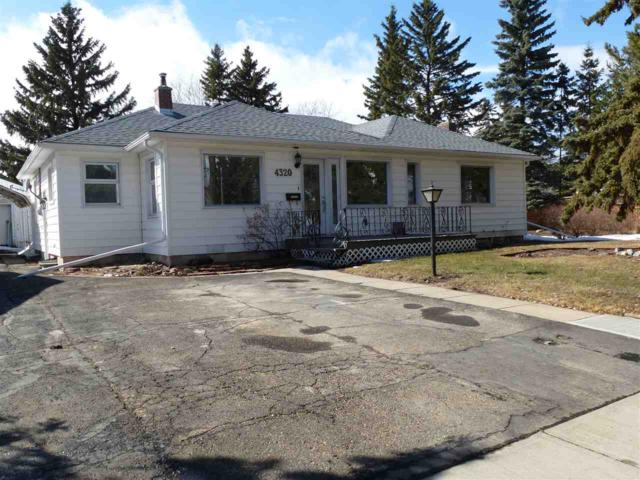 4320 52 Street, Wetaskiwin, AB T9A 1N4 (#E4105831) :: The Foundry Real Estate Company
