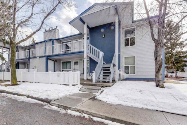 12 14620 26 Street NW, Edmonton, AB T5Y 2J9 (#E4105853) :: The Foundry Real Estate Company