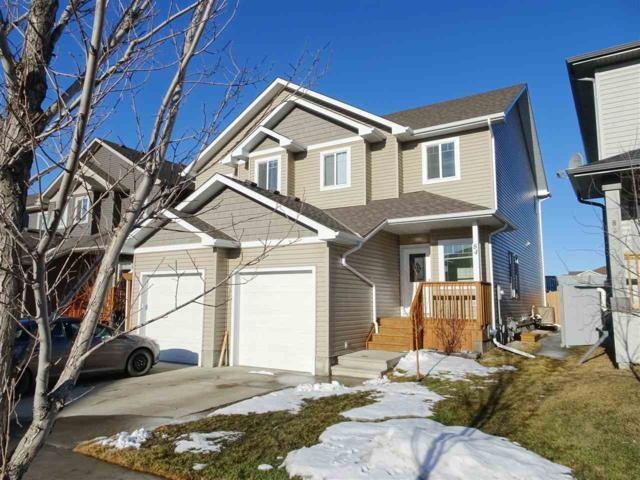 84 Radcliffe Wynd, Fort Saskatchewan, AB T8L 0M6 (#E4105861) :: The Foundry Real Estate Company