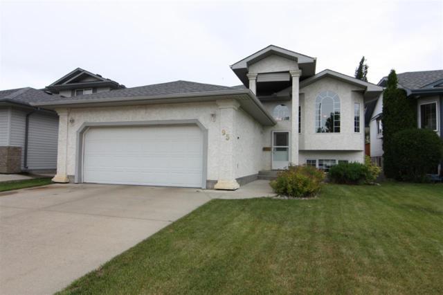 95 Westpark Way, Fort Saskatchewan, AB T8L 4H8 (#E4105908) :: The Foundry Real Estate Company