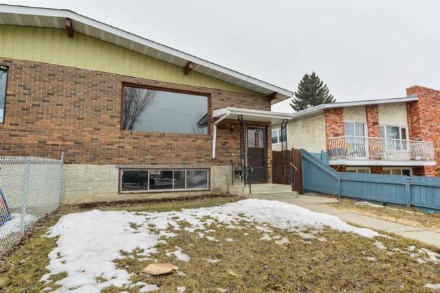 12912 125 Street NW, Edmonton, AB T5L 0V2 (#E4105910) :: The Foundry Real Estate Company