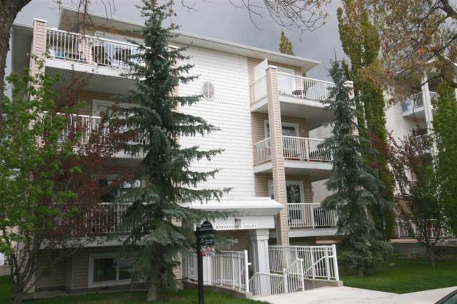 401 10528 77 Avenue NW, Edmonton, AB T6E 1N1 (#E4105918) :: The Foundry Real Estate Company