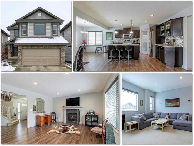 538 Mcdonough Way NW, Edmonton, AB T5Y 0P3 (#E4105995) :: The Foundry Real Estate Company