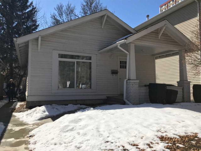 11045 86 Avenue NW, Edmonton, AB T6G 0X1 (#E4106027) :: GETJAKIE Realty Group Inc.