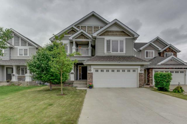 549 Stewart Crescent SW, Edmonton, AB T6X 0A8 (#E4106108) :: The Foundry Real Estate Company