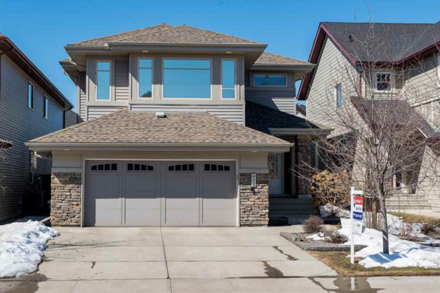 412 Ainslie Crescent, Edmonton, AB T6W 0H9 (#E4106135) :: The Foundry Real Estate Company