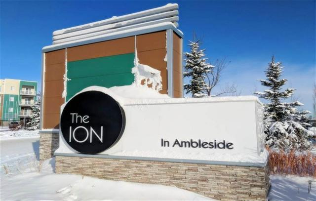 106 2588 Anderson Way SW, Edmonton, AB T6W 0R2 (#E4106151) :: The Foundry Real Estate Company