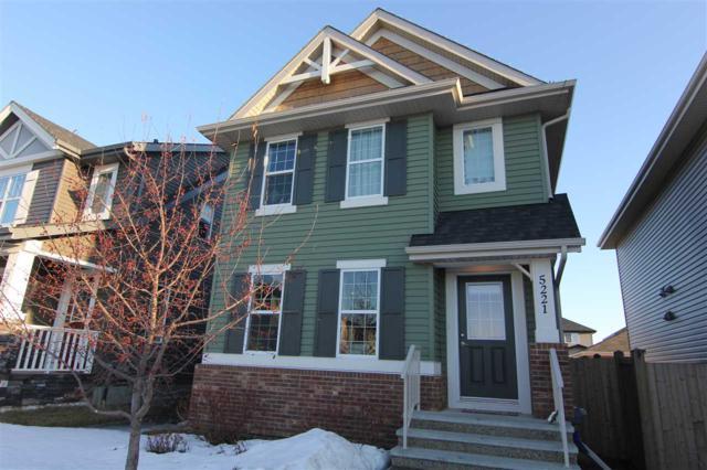 5221 2A Avenue, Edmonton, AB T6X 0R3 (#E4106193) :: The Foundry Real Estate Company