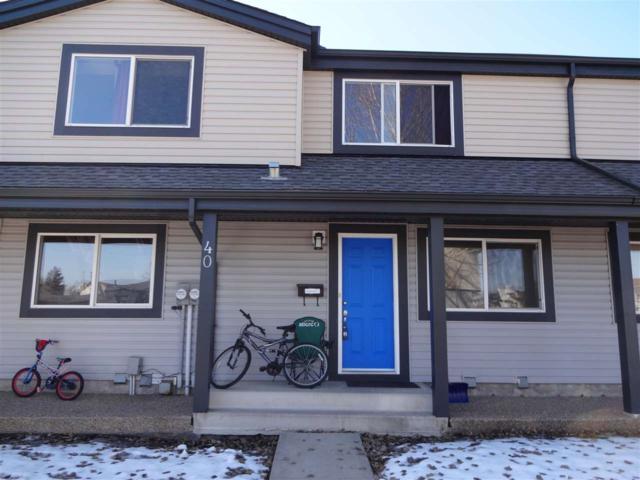 40 18010 98 Avenue, Edmonton, AB T5T 3H6 (#E4106239) :: The Foundry Real Estate Company