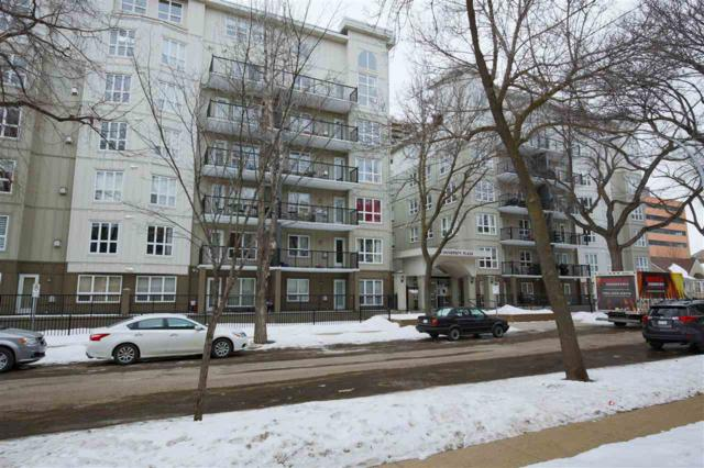 205 11103 84 Avenue NW, Edmonton, AB T6G 2W4 (#E4106243) :: GETJAKIE Realty Group Inc.
