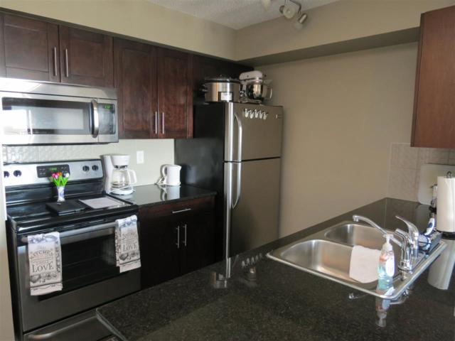 406 5390 Chappelle Road, Edmonton, AB T6W 3K7 (#E4106350) :: The Foundry Real Estate Company