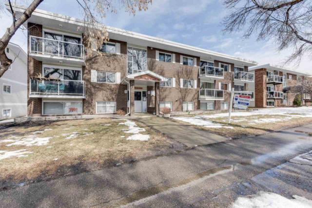101 10720 84 Avenue NW, Edmonton, AB T6E 2H9 (#E4106361) :: GETJAKIE Realty Group Inc.