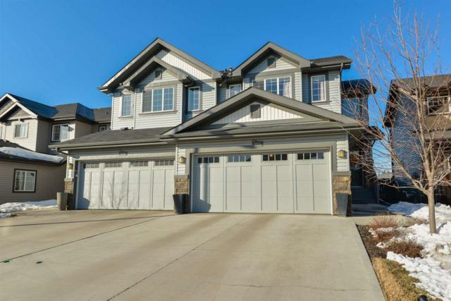 3931 Gallinger Loop NW, Edmonton, AB T5T 4G5 (#E4106364) :: The Foundry Real Estate Company