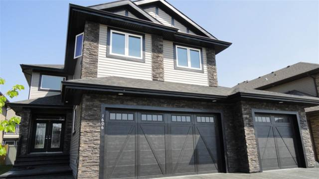 1606 Adamson Close, Edmonton, AB T6W 0V5 (#E4106402) :: The Foundry Real Estate Company