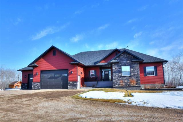 8118 Hwy 29, Rural St. Paul County, AB T0A 3A0 (#E4106426) :: The Foundry Real Estate Company