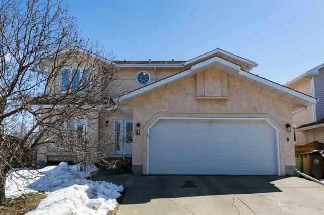94 Dufferin Street, St. Albert, AB T8N 5R7 (#E4106430) :: The Foundry Real Estate Company