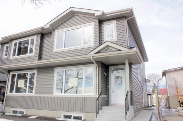 Unit 2 12766 113A Street NW, Edmonton, AB T5E 5B3 (#E4106442) :: The Foundry Real Estate Company
