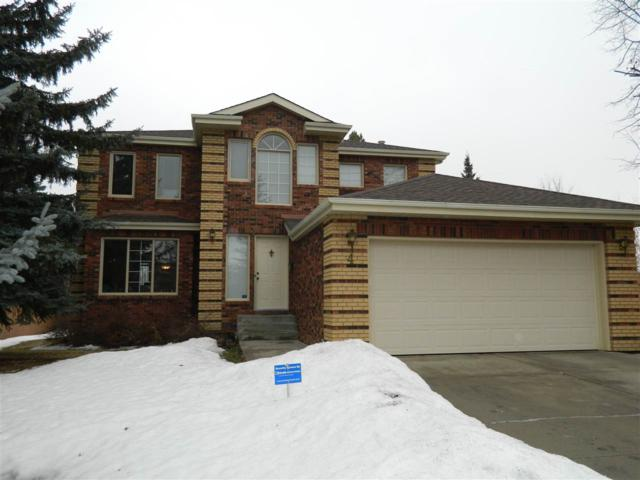 4 Kingswood Drive, St. Albert, AB T8N 6E7 (#E4106462) :: The Foundry Real Estate Company