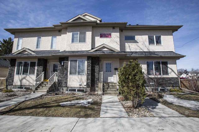 10138 143 Street, Edmonton, AB T5N 2R9 (#E4106503) :: The Foundry Real Estate Company