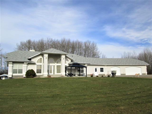 8521 Hwy 620, Rural Brazeau County, AB T7A 1R9 (#E4106528) :: The Foundry Real Estate Company