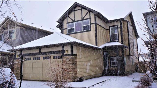 1438 Carey Way SW, Edmonton, AB T6W 0Y8 (#E4106532) :: The Foundry Real Estate Company
